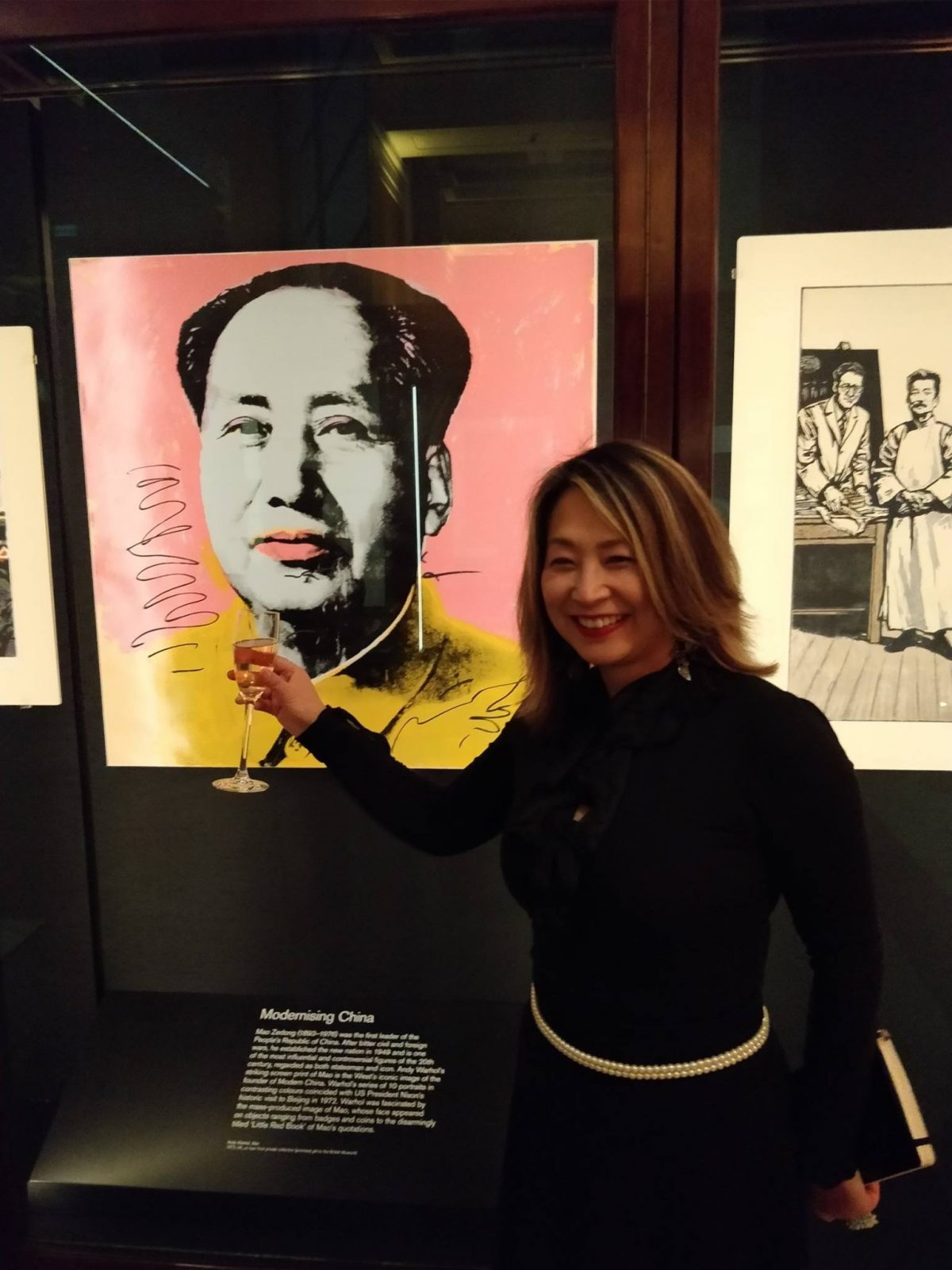 In Conversation with Aimin Liu, Founder of ArtChina UK