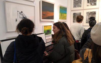 Looking Back: Affordable Art Fair Battersea 2019