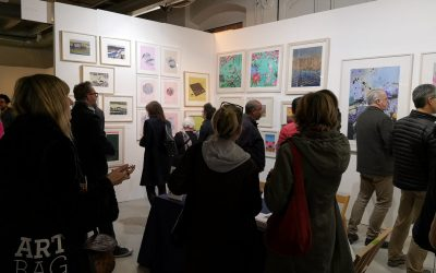 Looking Back: Woolwich Contemporary Print Fair 2019