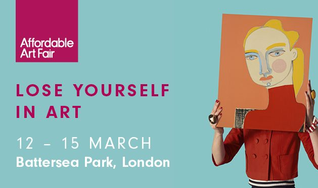 Affordable Art Fair, Battersea Park, London 12 -15 March 2020