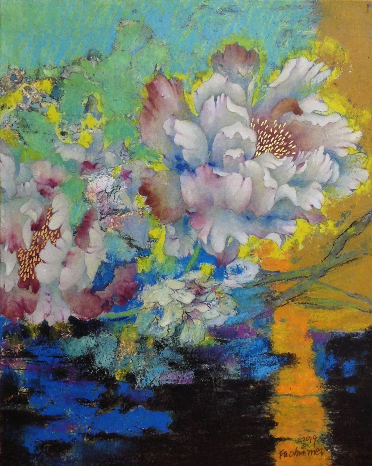 Flower Whisper I