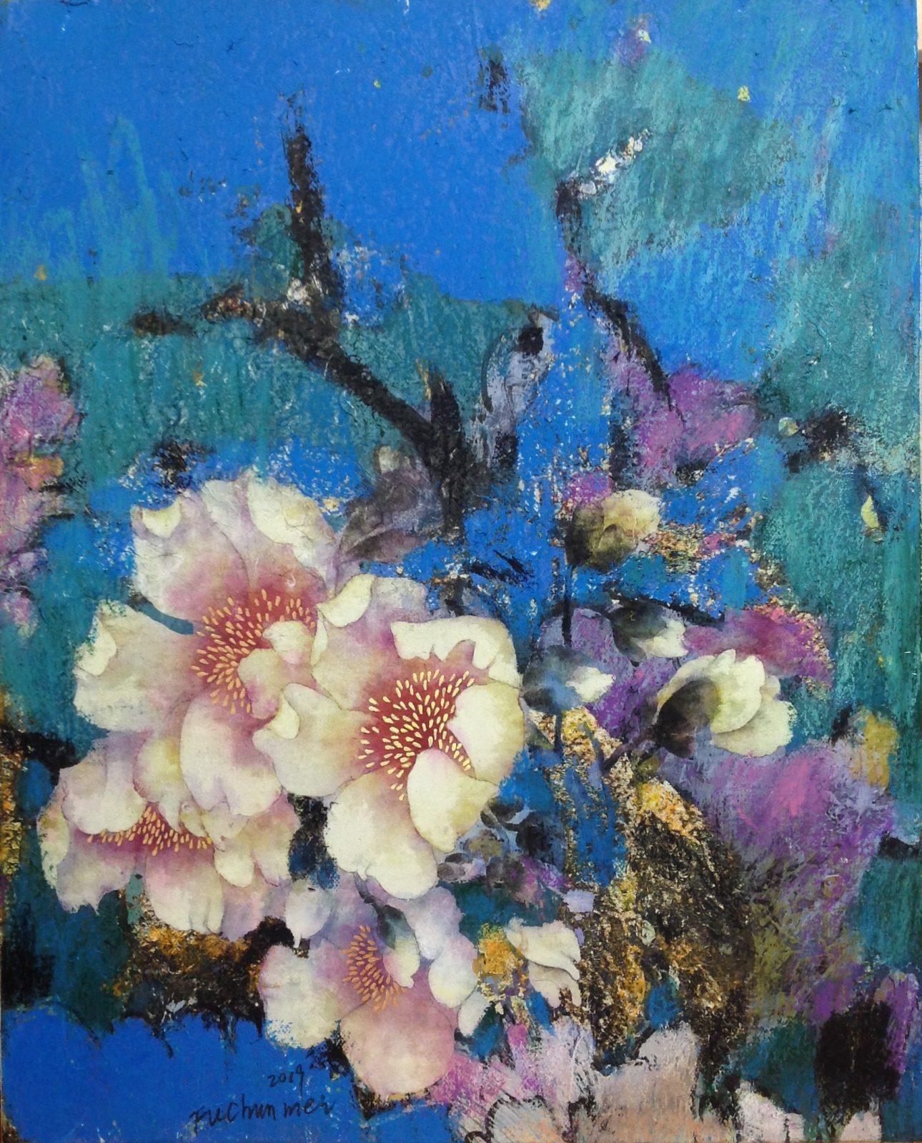 Flower Whisper II