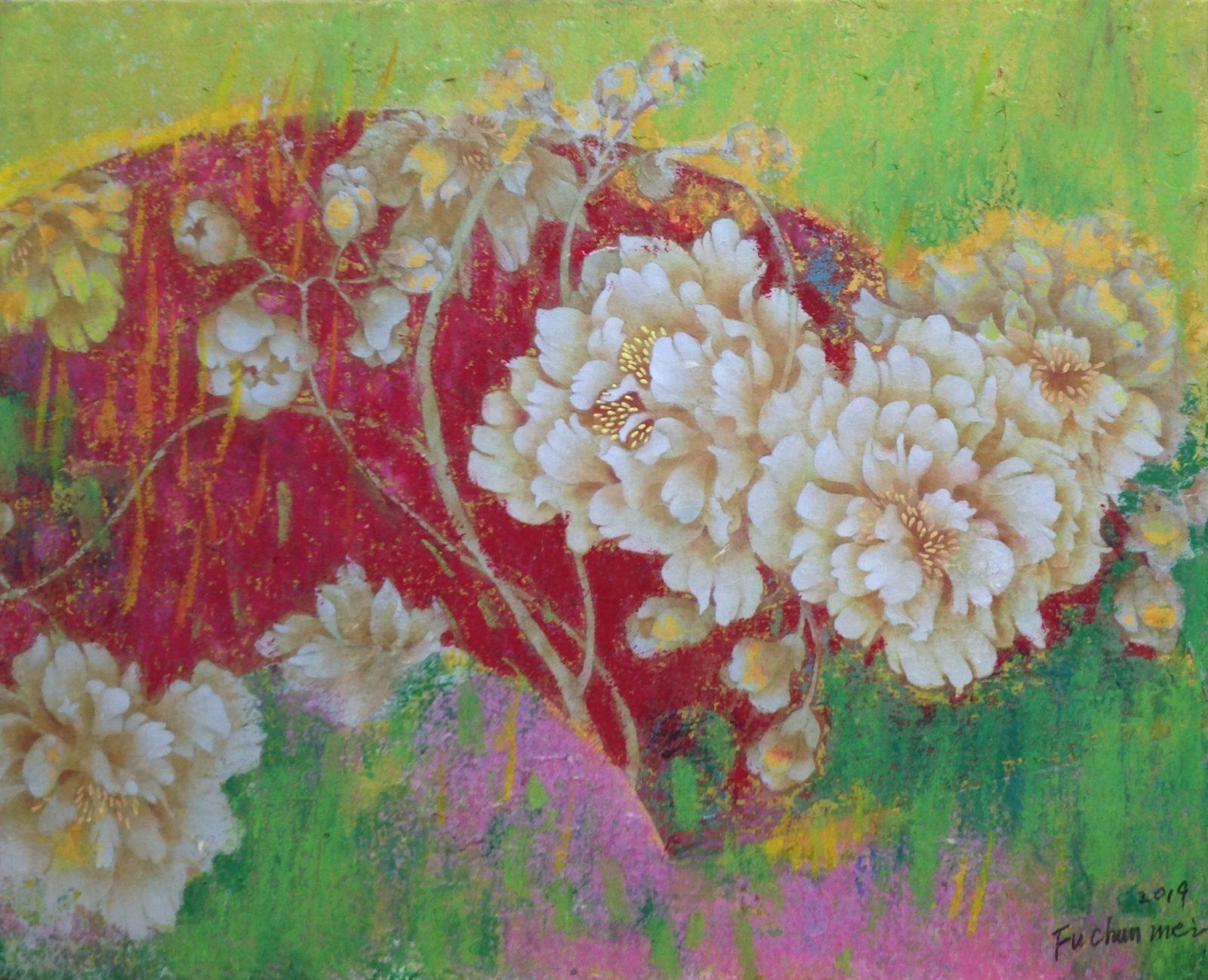 Flower Whisper V