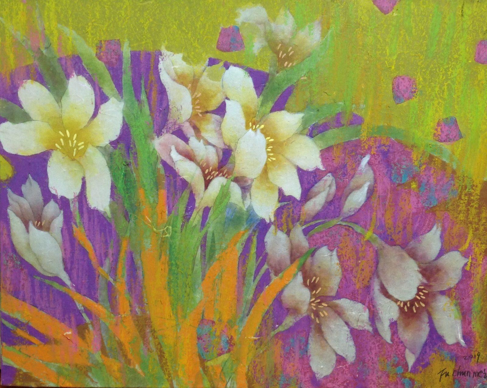 Flower Whisper VI
