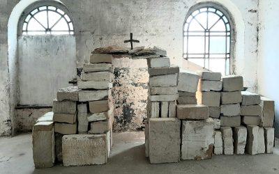 'Church in Assisi, 2021' – Yang Qi